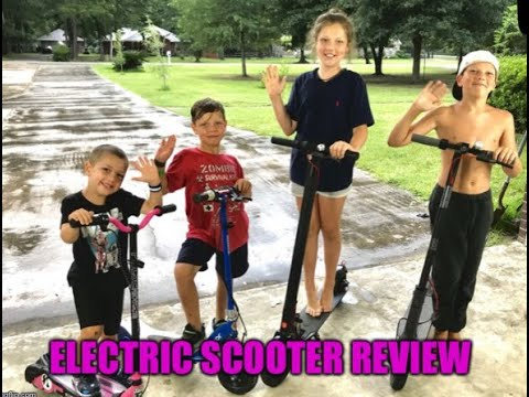 Kids Review Best Electric Scooters From Razor, Pulse, GOTRAX, and Xiaomi 2019