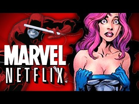 Marvel's Super TeamUp with Netflix!!