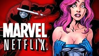 Marvel's Super Team-Up with Netflix!!