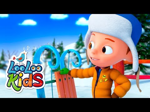 My Happy Sled - THE BEST Songs for Children | LooLoo Kids