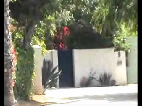 Marilyn Monroe House In Brentwood marilyn monroe - genuine ghost footage - youtube