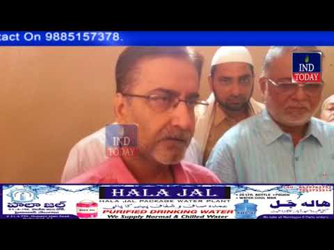 Free Khatna Camp in Hyderabad by Jamait Ul Quresh