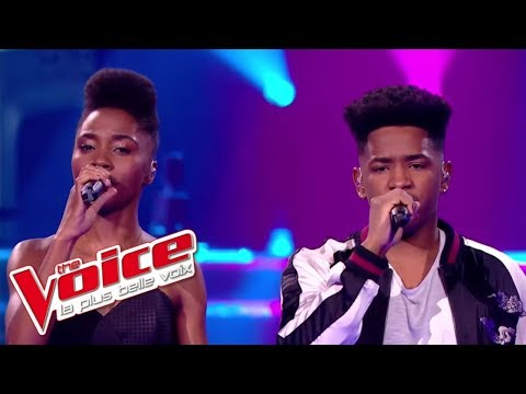 Without You - David Guetta feat. Usher | Lisandro Cuxi et Ann-Shirley | The Voice France 2017