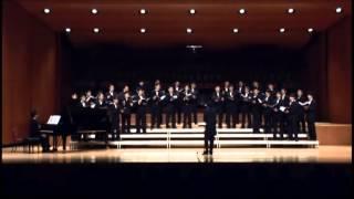 Taipei Male Choir - Dewa Ayu (Bali Folksong, arr. Ronald Pohan)