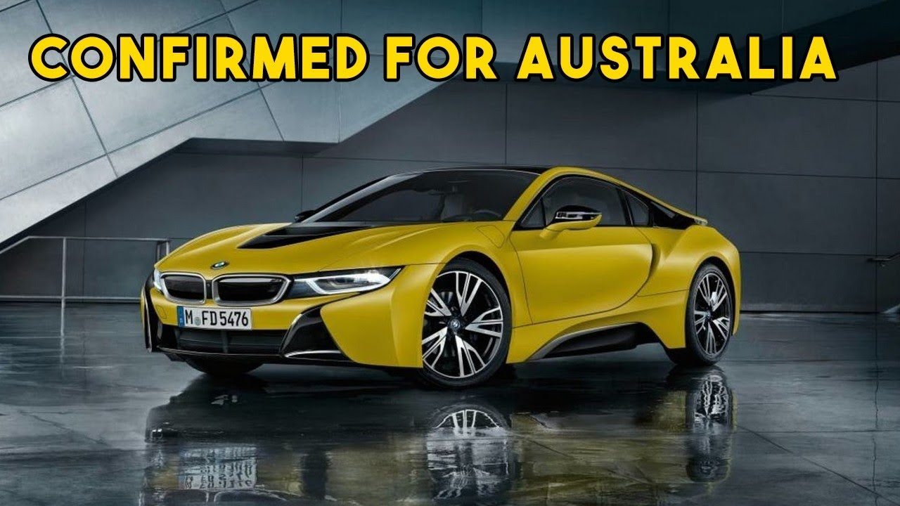 Look This Bmw I8 Protonic Frozen Yellow Models Confirmed For