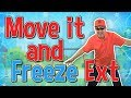 Move it and Freeze Extended | Brain Breaks | Jack Hartmann