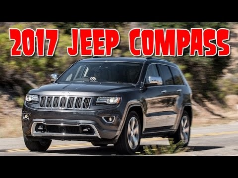 2017 Jeep Compass Interior And Exterior Youtube