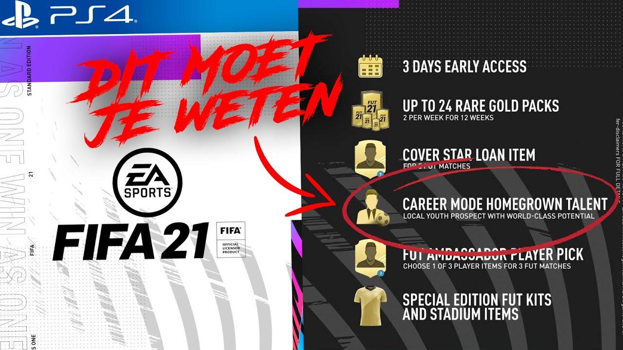 DIT MOET JE WETEN OVER FIFA 21!