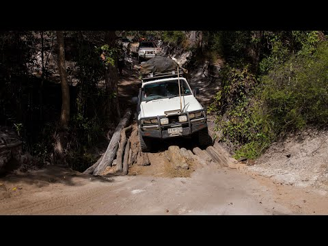 Cape York Adventure 2017 Part 6 - The Old Telegraph Track Part 2, Canal Creek to the Tip