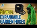 Expandable Garden Hoses: 5 Fast Facts