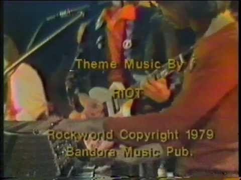 Rock World opening and closing credits (1979)
