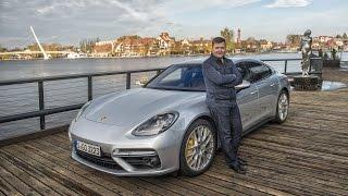 Porsche Panamera 2016 Test Drive AutoBlog.MD