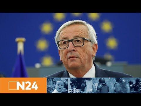EURO für alle: Juncker überrascht mit Forderung zum Ausbau der Eurozone und des Schengenraums