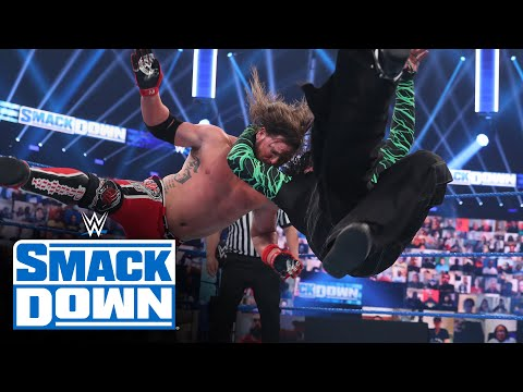 Jeff Hardy vs. AJ Styles – Intercontinental Championship Match: SmackDown, August 21, 2020