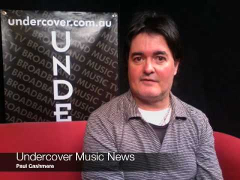 Undercover Music News for 14 November 2008
