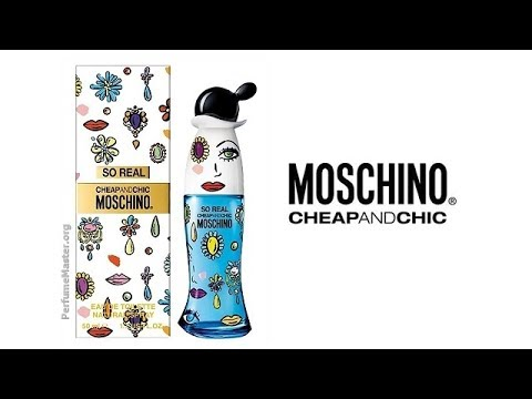 Moschino Cheap and Chic So Real Perfume - YouTube