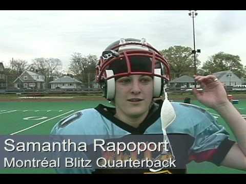 Sam Rapoport's 88-Yard TD Run