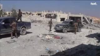 استمرا تصعيد النظام وروسيا العسكري في حلب