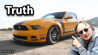 The Truth About the Boss 302 Mustang