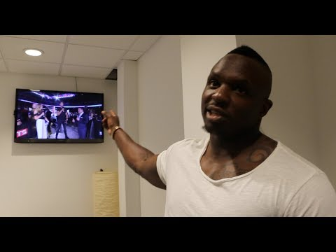 DILLIAN WHYTE GOES IN! -'F**K TONY BELLEW!'/  WILDER IS A PU*SY /RIPS INTO CHISORA / JOSHUA / PARKER