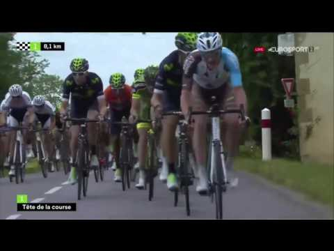 Route du Sud 2016 HD - Stage 5 - Final Kilometers