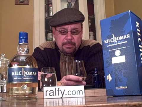 whisky review 76 - Kilchomans' First  Whisky