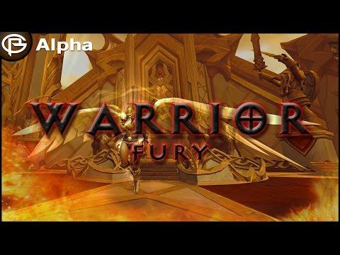 A Look at: Fury Warrior - Legion Alpha