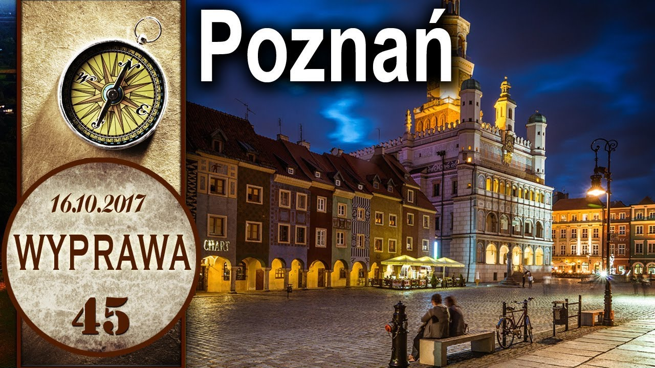 Poznań – wyprawa w tym tygodniu – kilka pytań do Was