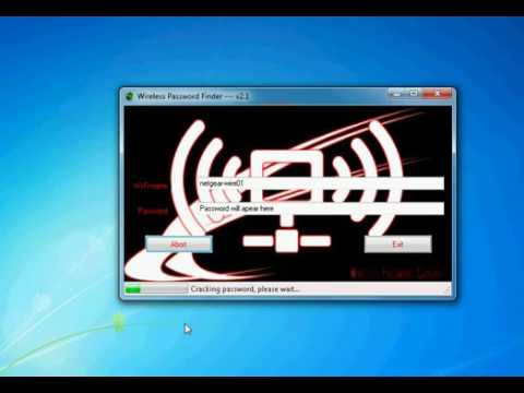 how to add password to wireless network