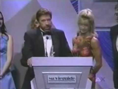 "1999 TV Award ""Grace Prize"" - Chuck Norris for ""Walker, Texas Ranger"" - 2000"