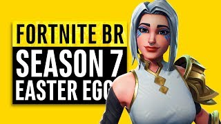 Fortnite Battle Royale | Season 7 Easter Eggs, Memes and Story Recap