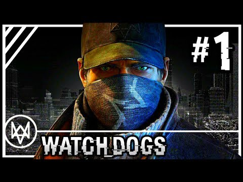 Watch Dogs - Gameplay Walkthrough Part 1 - Complete Act 1 - All Missions [HD] PS4 1080p