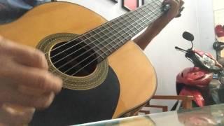 Tiếng Đàn Ta Lư cover - Guitar solo