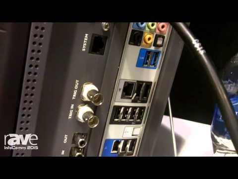 InfoComm 2015: Quantum Data Showcases 804B Video Test Generator