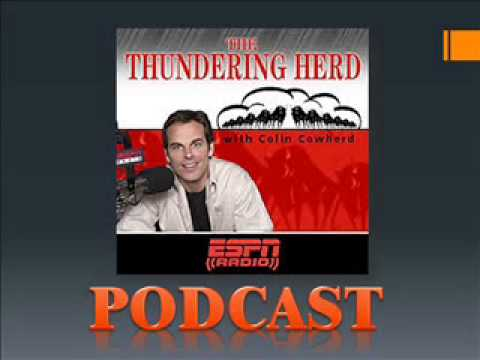 The Thundering Herd Podcast April 1,2015