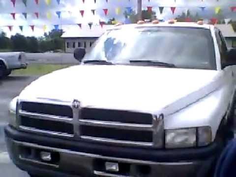 2001 Dodge Ram 1500 Laramie SLT 4x4 Start-Up, Walkaround & Review