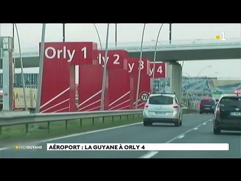 Aéroport : la Guyane à Orly 4