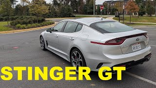 homepage tile video photo for 2018 Kia Stinger GT2 Review - As good as BMW and Audi?