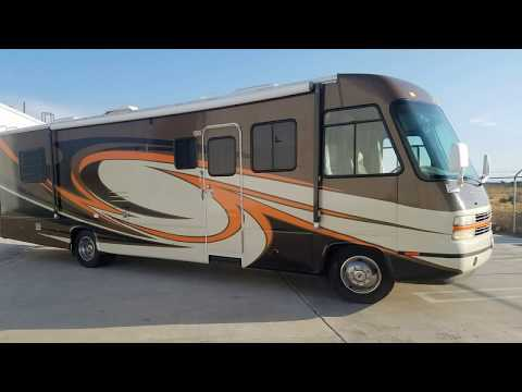 Before and After RV Wrap - YouTube