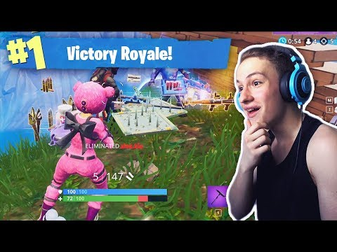 AM LUAT VICTORY ROYALE *9 KILLS* CU VLAD - Fortnite Battle Royale !