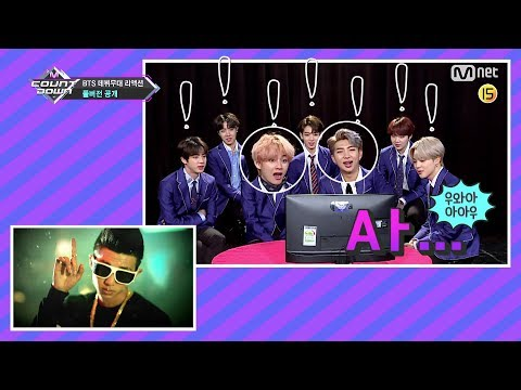 [ENG sub] [Full Ver] BTS Debut Stage Reaction | KPOP TV Show | M COUNTDOWN 190103 EP.600