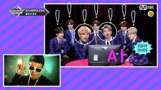 BTS Debut Stage Reaction KPOP TV Show M COUNTDOWN 190103 EP 600