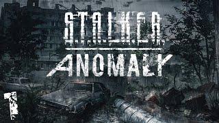S.T.A.L.K.E.R. Anomaly 1.5 #1. Приключения Бродяги
