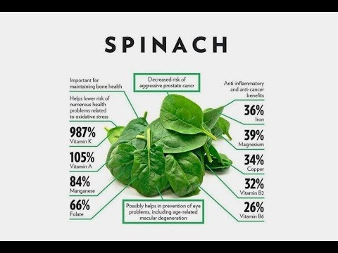 Nutrition Facts And Health Benefits Of Spinach