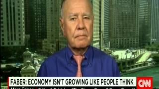 Marc Faber - Economy Collapse & 'Ponzi Finance'