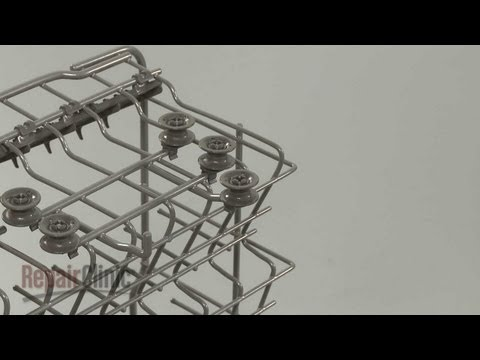 Upper Dish Rack Roller - LG Dishwasher