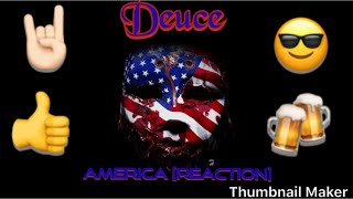 Deuce - America [Reaction]