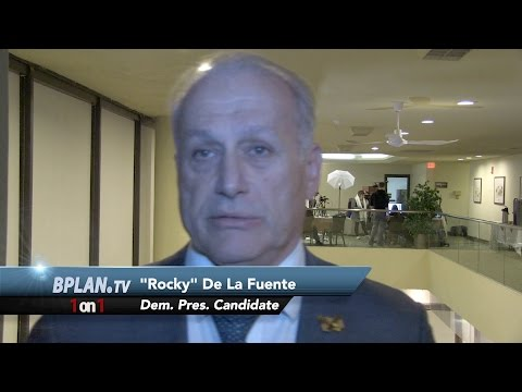 NH Primary 3rd Place Finisher Calls Out DNC