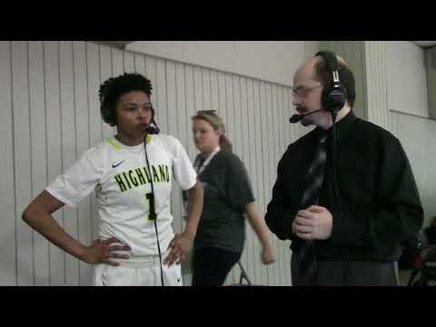 Highland Women's Basketball Postgame vs Cape Fear (NJCAA DII National Tournament Quarterfinals)