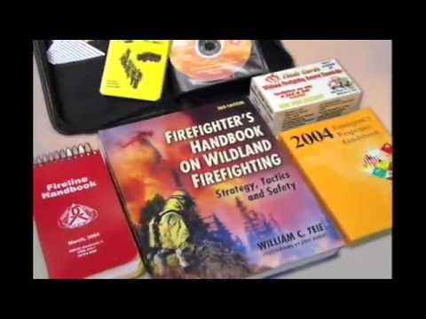 "Wildland Firefighting Training ""Red-Card"" Qualification"